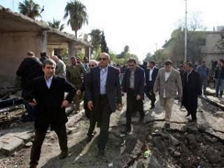 Миссия ЛАГ в Сирии приостановлена из-за насилия