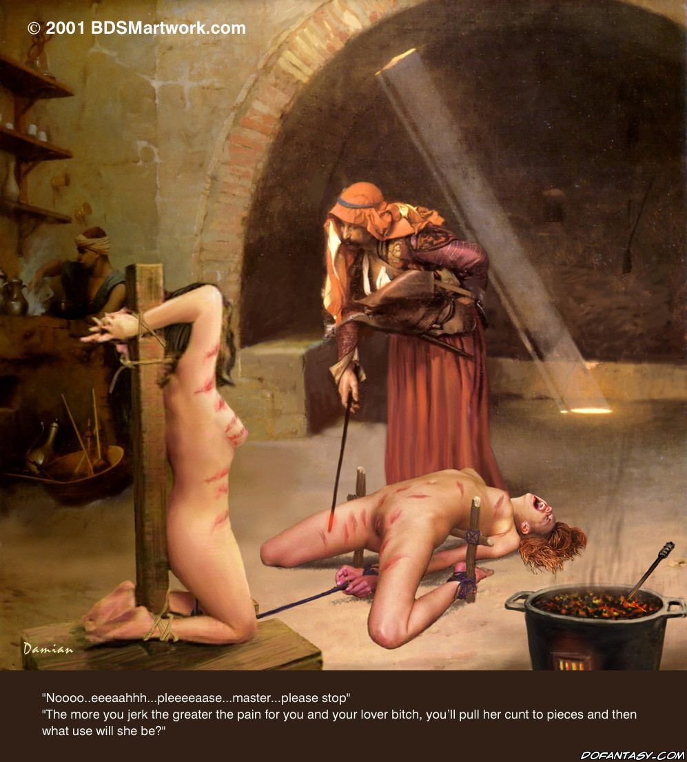 Torture of nude girls fantasy stories anime images