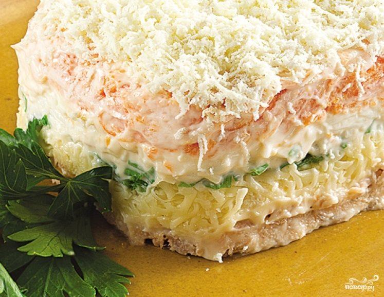 салат мимоза с огурцом рецепт с фото