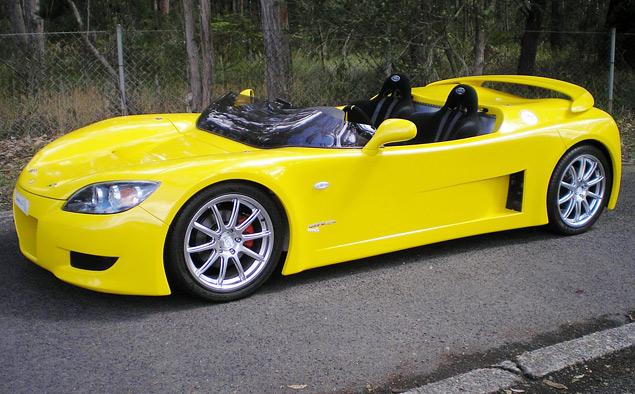 спортивный электромобиль Arcspeed