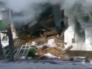 Спасатели извлекли тело пятого погибшего при взрыве в Башкирии