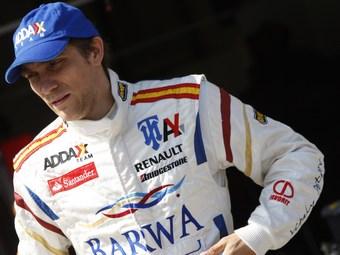 Виталий Петров. Фото GP2
