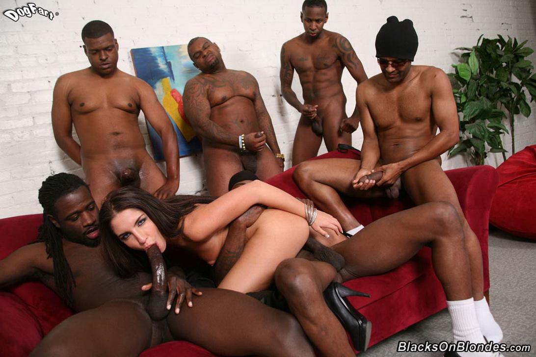 Жесткая групповуха с неграми порно видео смотреть онлайн бесплатно фото 608-819
