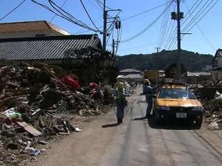 На северо-востоке Японии зафиксировано новое землетрясение