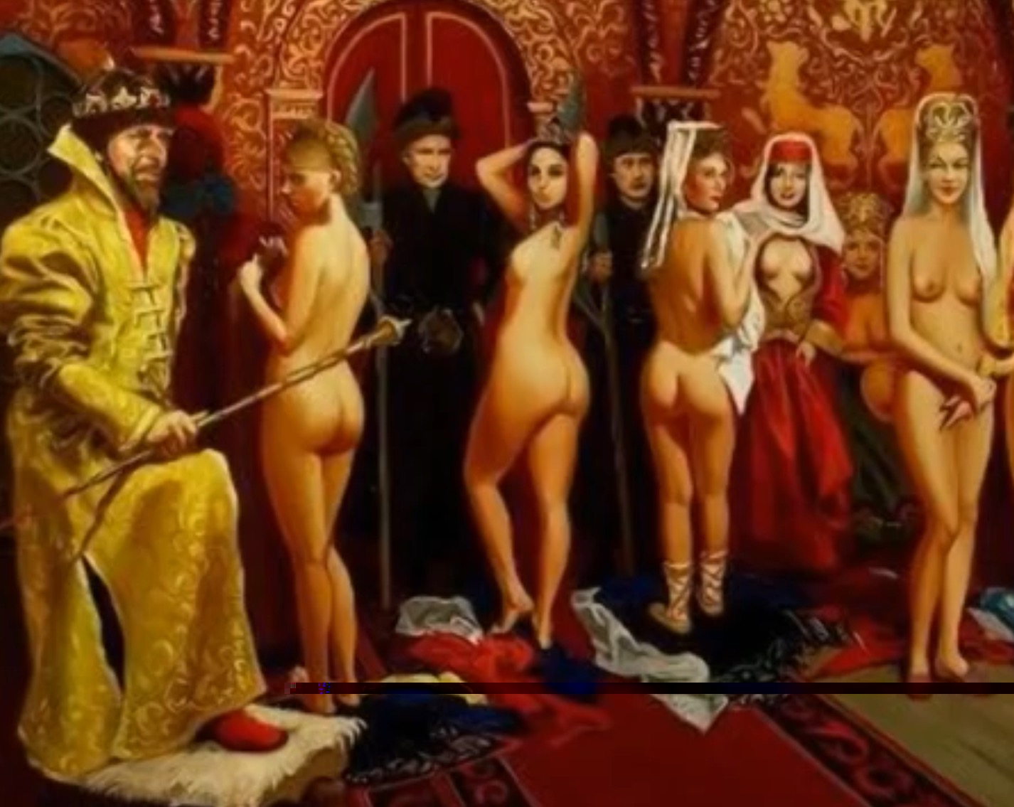Истор эротика