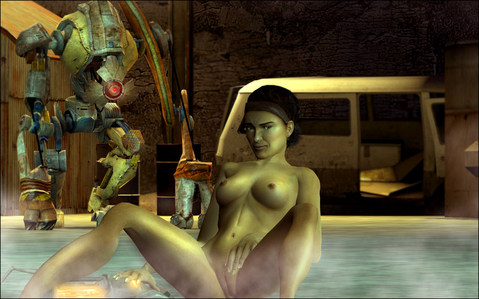 Halflife porn video erotic toons