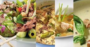 Тайские блюда Александра Раппопорта