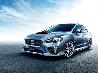 Subaru WRX S4. Фото Subaru