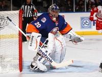 Евгений Набоков одержал трехсотую победу в НХЛ