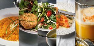 5 сыроедческих рецептов