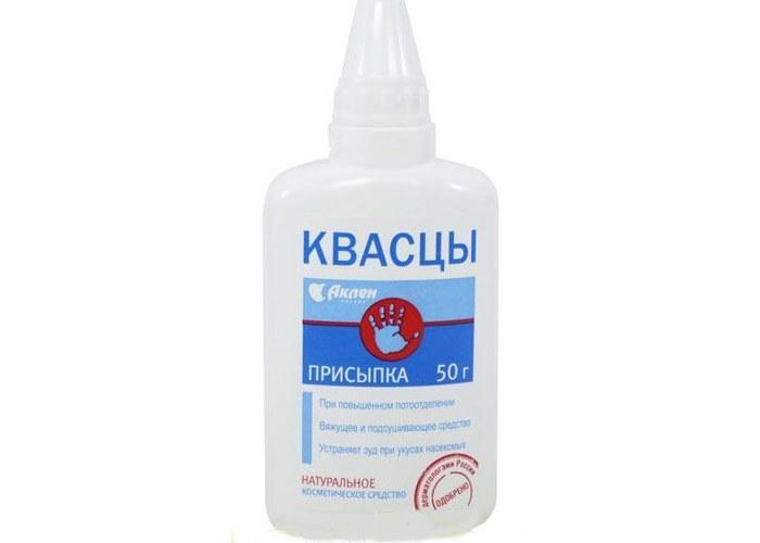 Лечение квасцами псориаза - Антиперспиранты от повышенного потоотделения - купить в.