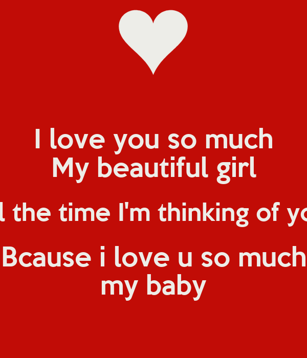 Imágenes De Love You My Girl Quotes Unique I Love My Girl Quote