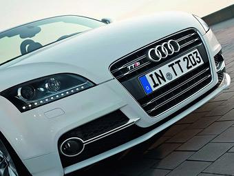 Текущее поколение Audi TT S. Фото Audi