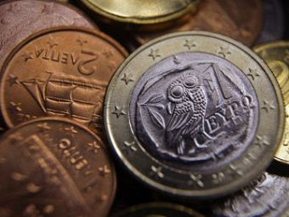 монеты евро валюта | Фото: AFP