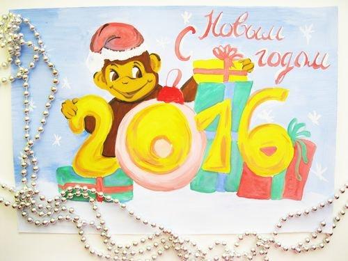 Стенгазета на новый год картинки своими руками