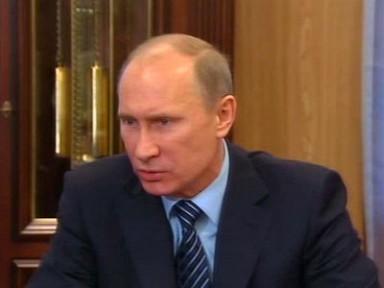 Премьер-министр РФ Владимир Путин обсудил с жителями Магаданской области проблемы в области транспорта...