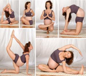 Упражнения для мышц живота для беременных