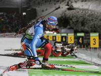 Ольга Зайцева выиграла бронзу в спринтерской гонке на Кубке мира
