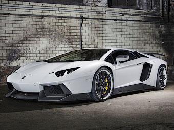 Lamborghini Aventador догонит по мощности Bugatti Veyron - Lamborghini