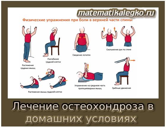Лечение шейного остеохондроза в домашних условиях медикаментозно Вестник зож лечение остеохондроза