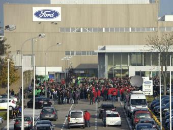 Ford закрыл завод в бельгийском Генке