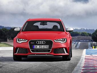 Audi RS6 Avant. Фото Audi