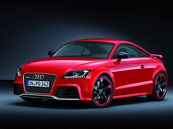Audi TT RS plus. Фото Audi