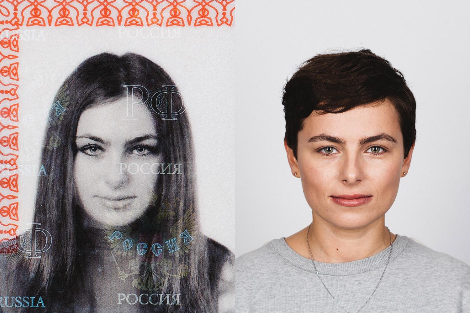 Удачное фото на паспорт: секреты и советы Самая любимая! 69