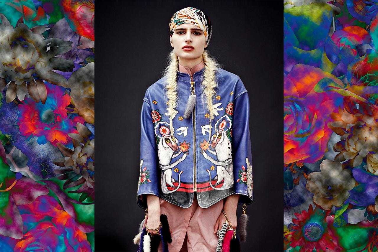 Коллекция выпускницы Omsk Fashion Design School Кати Герасимовой