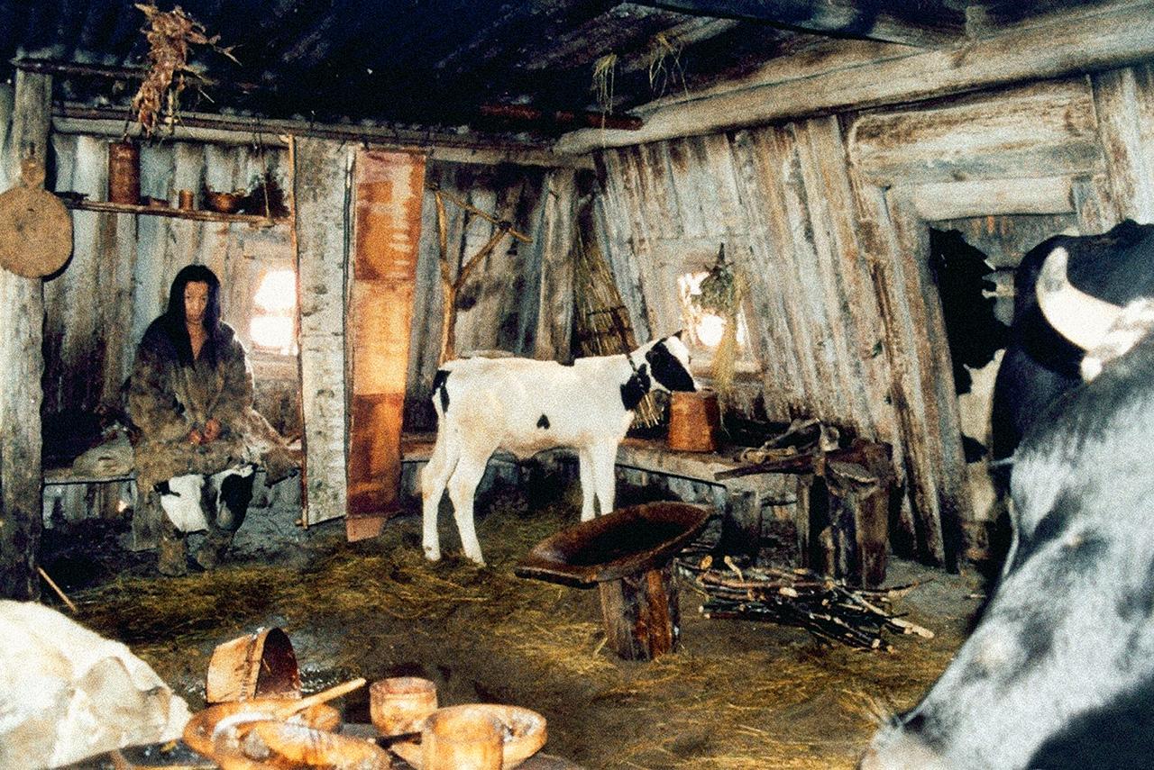 Алексей Балабанов был очарован Якутией не меньше, чем автор литературного первоисточника «Реки», ссыльный поляк Вацлав Серошевский, который здесь осел и женился на местной девушке