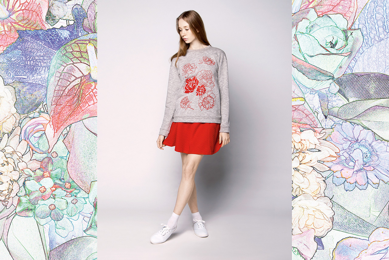 Одежда бренда «Реченька» Лены Растягаевой