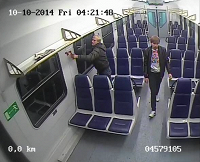 Задержаны вандалы, устроившие погром в электричке Москва–Талдом