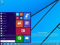 В сети появилось видео с обзором Windows 9