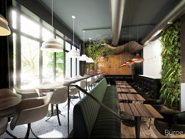 На «Фрунзенской» откроется ресторан скандинавской кухни Møs