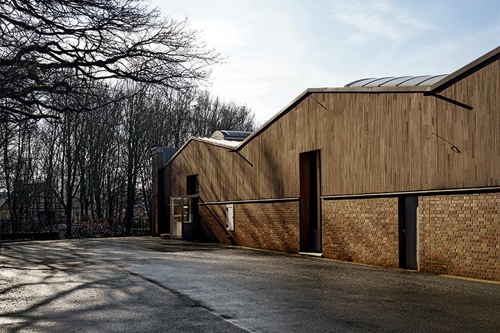 Завод, на котором разливают Wostok, находится в маленькой деревушке в Нижней Саксонии