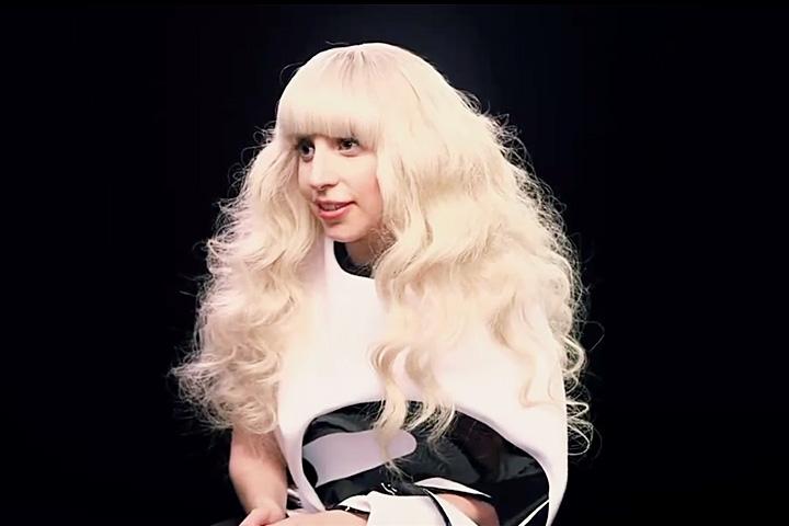 Певица Леди Гага