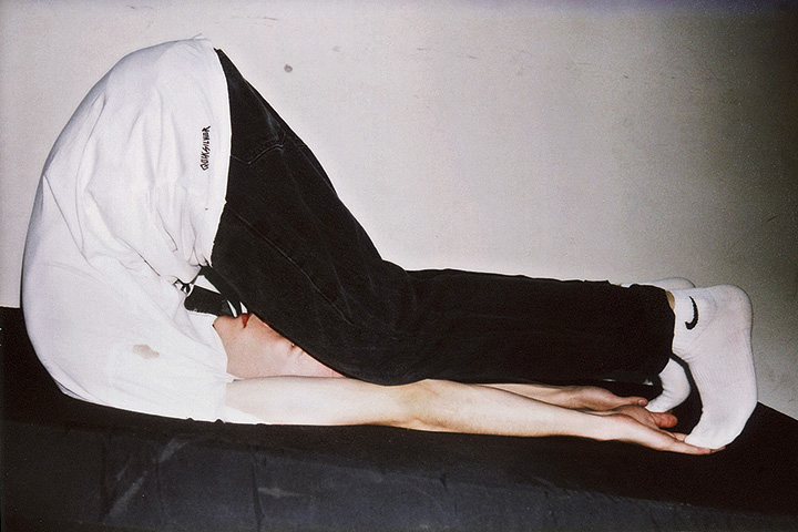 Алина Гуткина. Из проекта «Вася Run», 2014