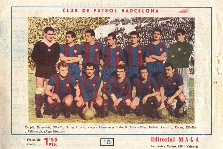 """Футбольный клуб «Барселона» за последние полвека действительно стал чем-то большим, чем популярным клубом, —к его игрокам и руководству было приковано <a href=""""http://www.sports.ru/tribuna/blogs/saltis/699696.html"""">всеобщее внимание</a> и в ходе воскресного голосования"""