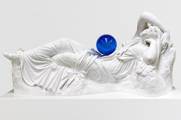 Jeff Koons. Gazing Ball (Ariadne)