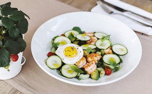 10 больших салатов, которые можно съесть вместо обеда