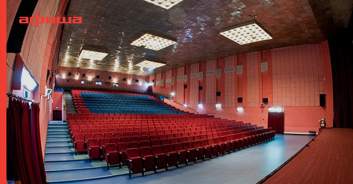 Зал крупнейшего хабаровского кинотеатра гигант приводят к европейским стандартам