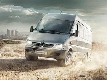 На ГАЗе стартовало производство Mercedes-Benz Sprinter - Mercedes-Benz