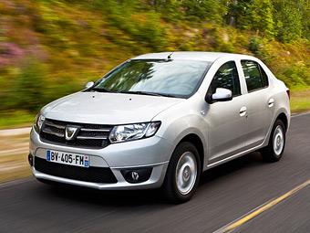 Каким будет новое поколение Renault Logan. Первые фото - Renault
