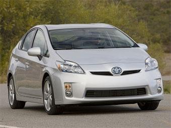 Toyota Prius - электростанция на колесах