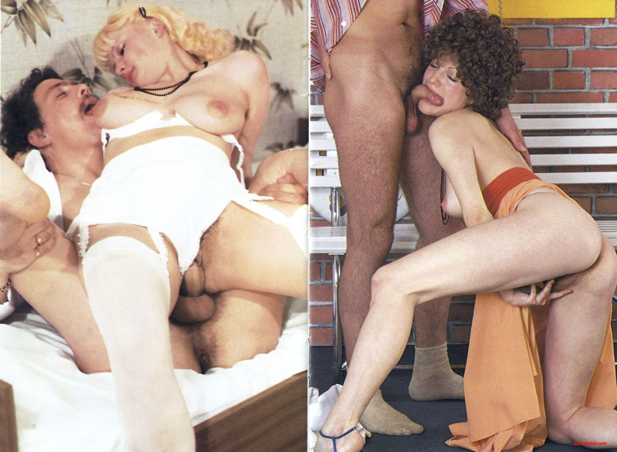 Смотреть ретро эротику секс
