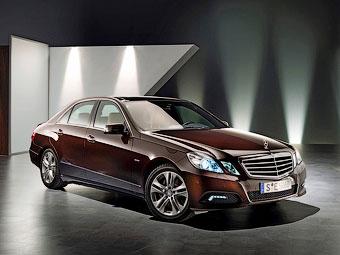 Текущий вариант Mercedes-Benz E-Class. Фото Mercedes-Benz