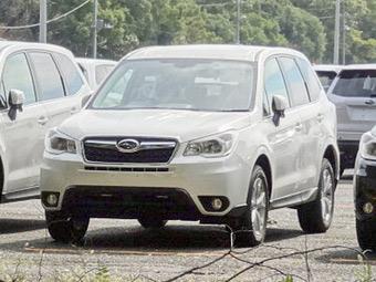 Каким будет новое поколение Subaru Forester - Subaru