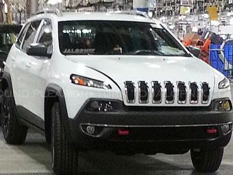 Новый Jeep Cherokee. Фото с сайта jalopnik.com