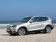 """**BMW X3. ** Базовая версия со 184-сильным турбомотором в России продается за 1,73 миллиона рублей, а цены на топовый кроссовер с бензиновым шестицилиндровым турбомотором (306 сил) начинаются с отметки в 2,13 миллиона рублей. Правда, дизельный вариант с 313-сильной """"шестеркой"""" стоит еще дороже - от 2,35 за модификацию в базовом оснащении."""