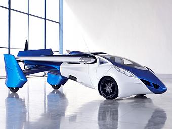 Летающий автомобиль AeroMobil 3.0. Фото AeroMobil